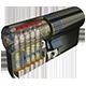 Cylindre européen DOM IX6 SR